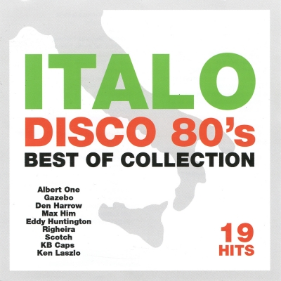 Various Artists - Italo Disco 80's (Best Of Collection) (2016)