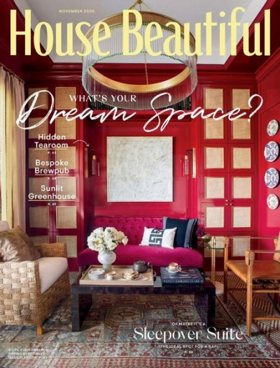 House Beautiful USA Vol.162 №7 2020